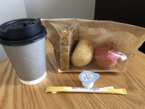 ネストホテル広島駅前 朝食