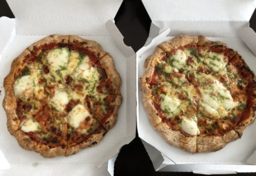 ガスト マルゲリータピザ